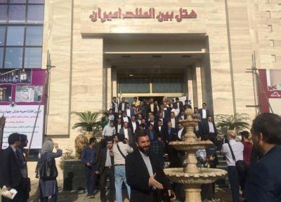افتتاح 61 میلیارد تومان پروژه گردشگری در همدان با حضور جهانگیری