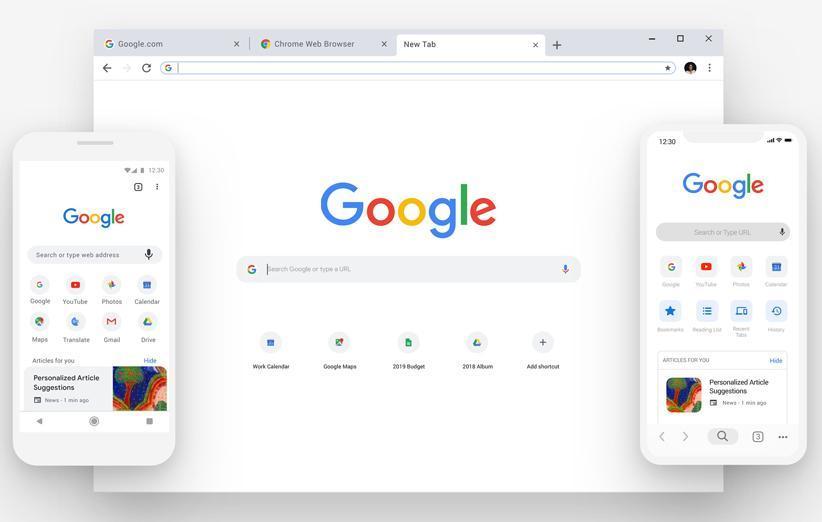 ظاهر جدید گوگل کروم در سالگرد 10 سالگی این مرورگر