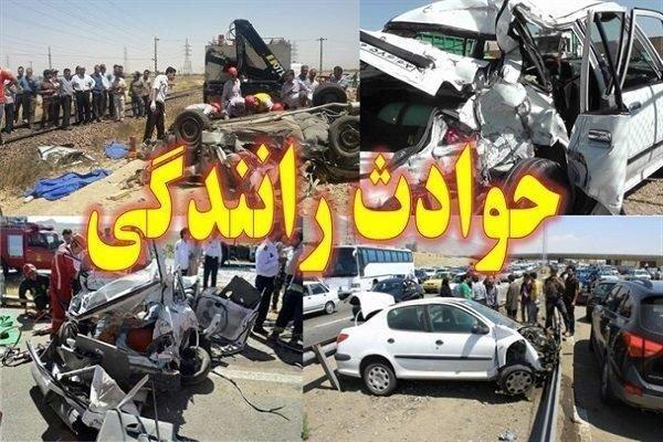 وقوع دومین حادثه خونین در محور تبریز - ارومیه در طول یک روز