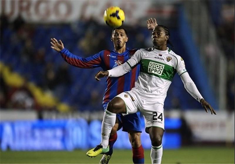 فوتبال دنیا، شکست آلاوس در خانه لوانته