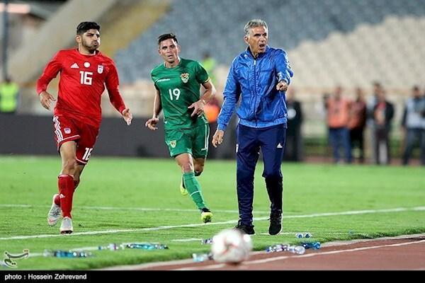 آبولا: کی روش بعد از جام جهانی از 9 تیم ملی پیشنهاد داشته