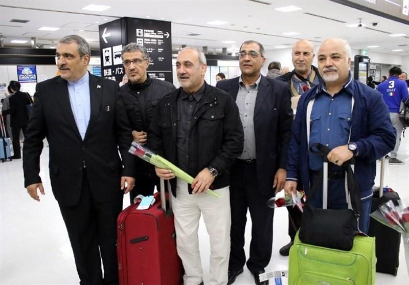 گرشاسبی اردوی پرسپولیسی ها را ترک کرد و راهی تهران شد