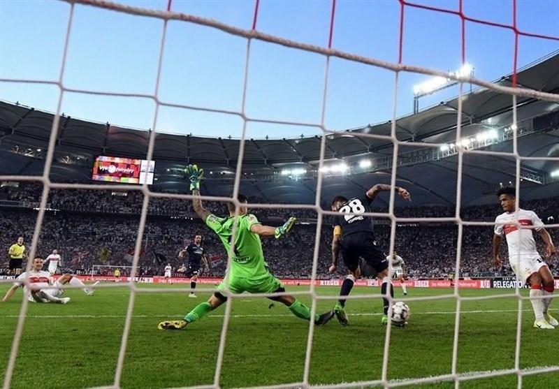 یونیون برلین برای اولین بار به بوندس لیگا صعود کرد