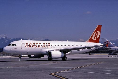 داستان شکست شرکت هواپیمایی روتز ایر کانادا