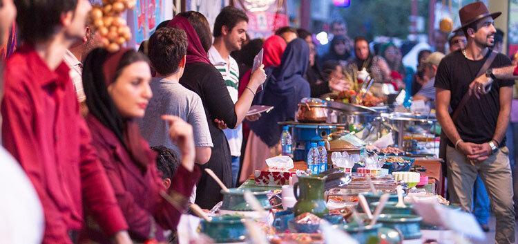 سفره گیلانی؛ جاذبه گردشگری استان