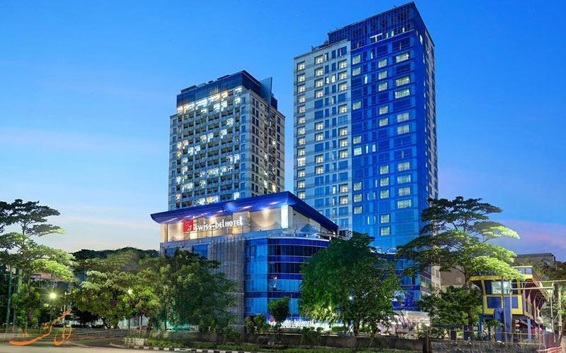 معرفی هتل 4 ستاره سوئیس بل هتل مانگا بسار در جاکارتا