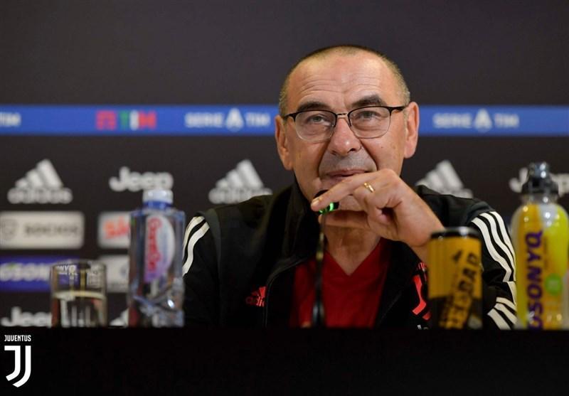 ساری: انتظار دارم نتیجه خوبی کسب کنیم، انگلیسی ها مدعی قهرمانی لیگ قهرمانان هستند