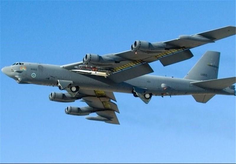 دو بمب افکن آمریکایی حریم هوایی چین را نقض کردند