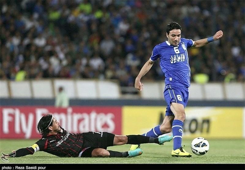 ورود 2 نماینده باشگاه بوریرام به ایران، بلیت فروشی دیدار استقلال - بوریرام در استادیوم