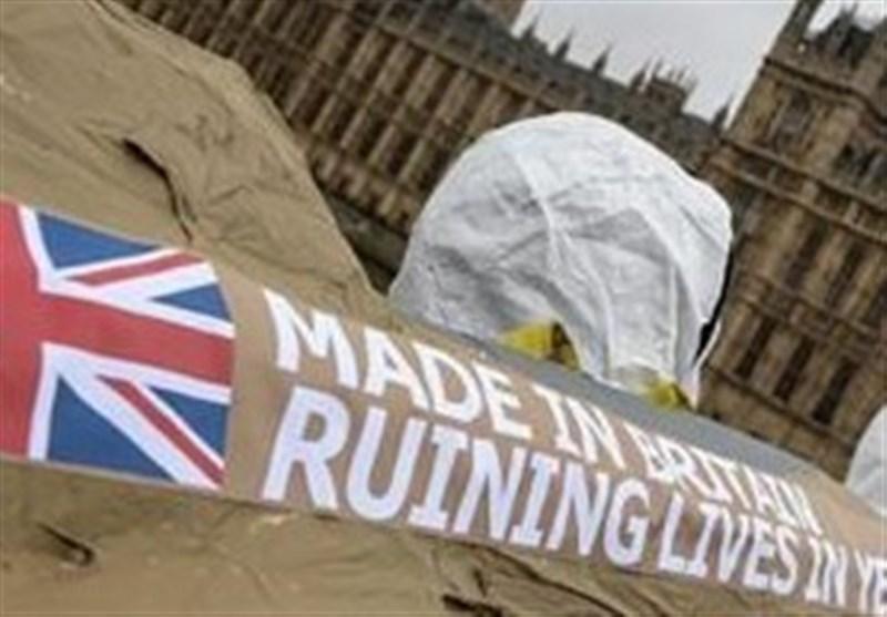 انگلیس در صادرات تسلیحات به ترکیه بازنگری می نماید