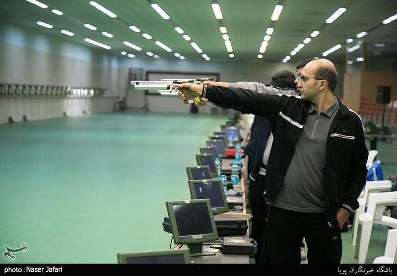 معرفی تیم ها و نفرات برتر هفته دوم لیگ تیراندازی