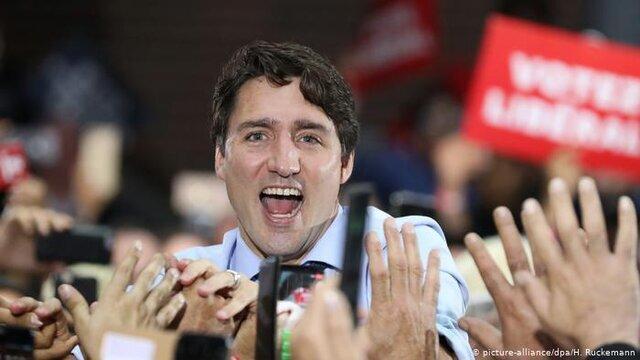 خواسته ایرانیان مقیم کانادا از دولت ترودو