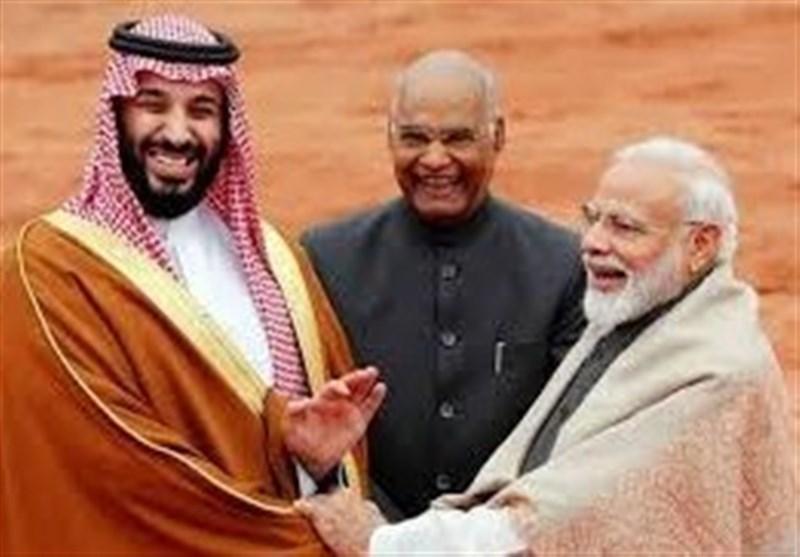 مودی: هند و عربستان با خطرات مشترکی از سوی همسایگان خود روبرو هستند