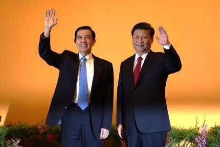 دیدار تاریخی روسای جمهور چین و تایوان پس از 66 سال در سنگاپور