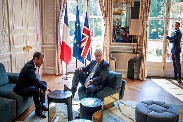 جانسون به دیدار رهبران اروپا می رود