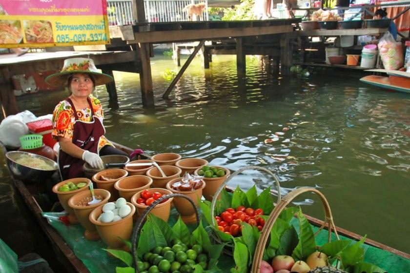 بازارهای شناور بانکوک (قسمت دوم)