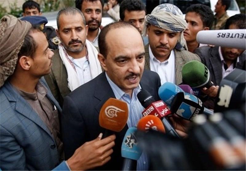 سفر هیئت مذاکره کننده ملی یمن به عمان و دیدار با وزیر خارجه این کشور