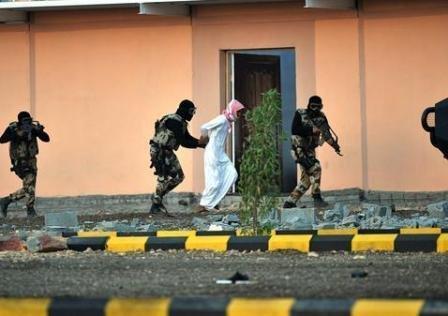 بازداشت 6 اردنی در عربستان به اتهام فعالیت تروریستی