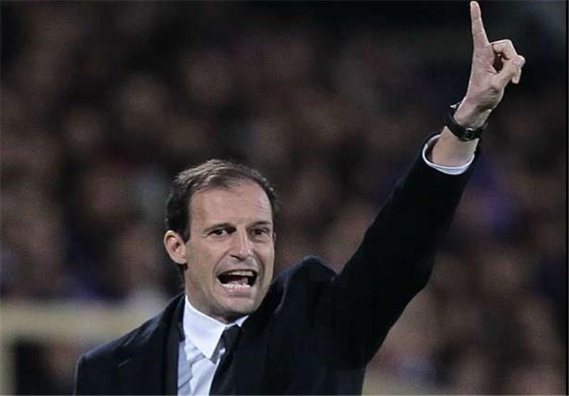 آلگری: می خواهیم به عنوان قهرمان ایتالیا به مصاف رئال مادرید برویم