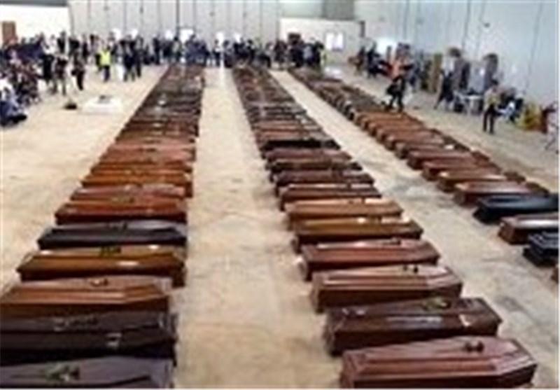 قبرستان های دریایی؛ گزارشی از پدیده مهاجرت غیرقانونی به اروپا