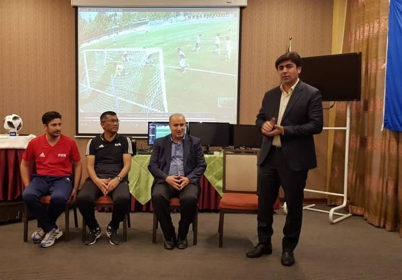 ممبینی: هدف اصلی حضور بیشتر داوران ایرانی در مسابقات آسیایی و جهانی است، حضور والنتین ایوانف را باید به فال نیک گرفت