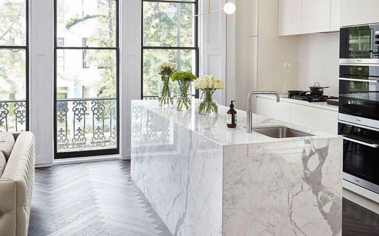 نکات اصولی در طراحی آشپزخانه اپن