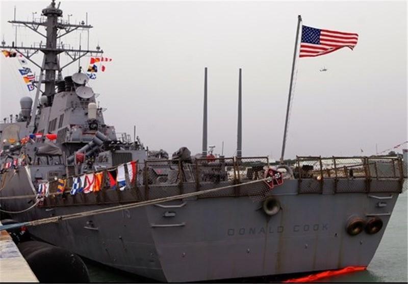 چین: از همه ابزارها برای مقابله با تحرکات نیروی دریایی آمریکا استفاده می کنیم