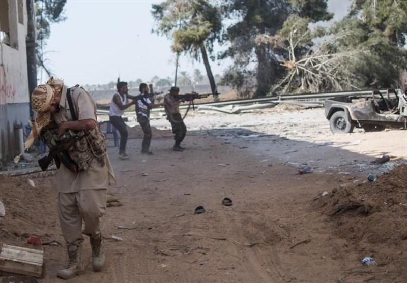 طرابلس حضور مزدوران تحت حمایت ترکیه در کنار نیروهای وفاق ملی را تکذیب کرد