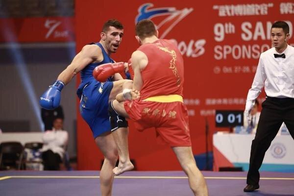 ووشو به المپیک 2022 جوانان راه یافت