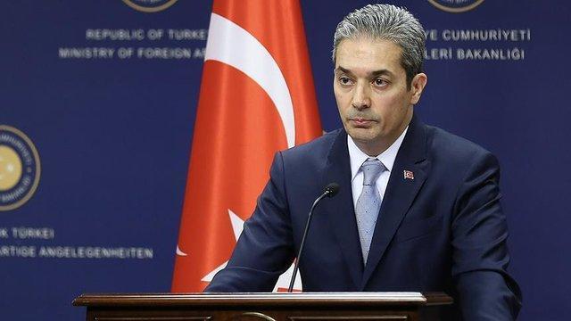 ترکیه: فرانسه به حمایت از خلیفه حفتر در لیبی سرانجام دهد