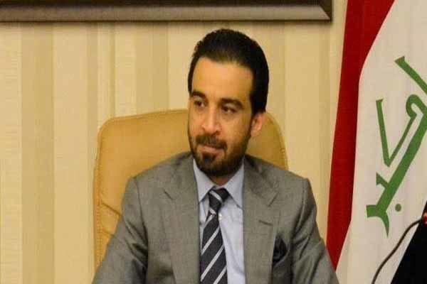 ملاقات رئیس مجلس عراق با سفیر آمریکا در بغداد