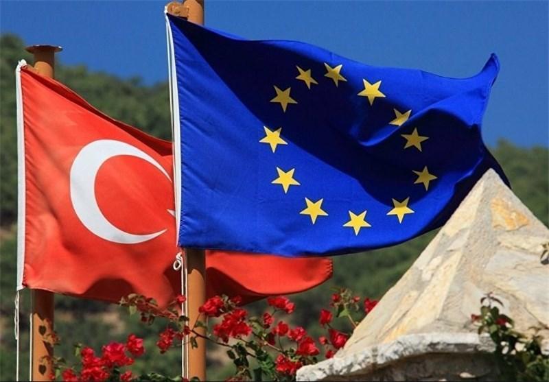 اتریش خواهان توقف مذاکرات عضویت ترکیه در اتحادیه اروپا شد