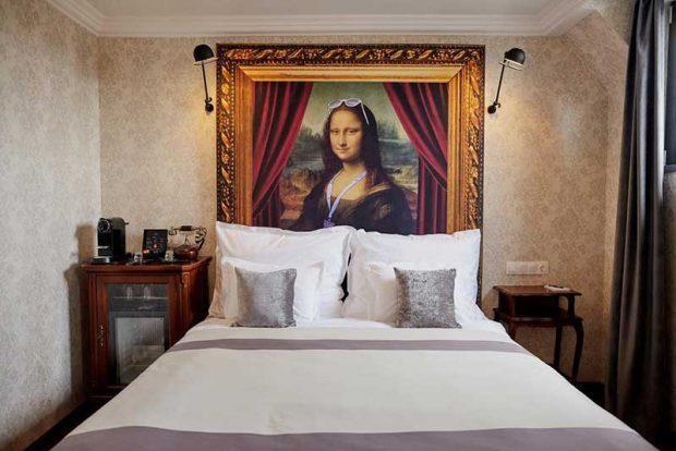هتل میستری بوداپست (Mystery Hotel)؛تجربه ای شگفت انگیز در پرلایک ترین هتل اینستاگرام، تصاویر