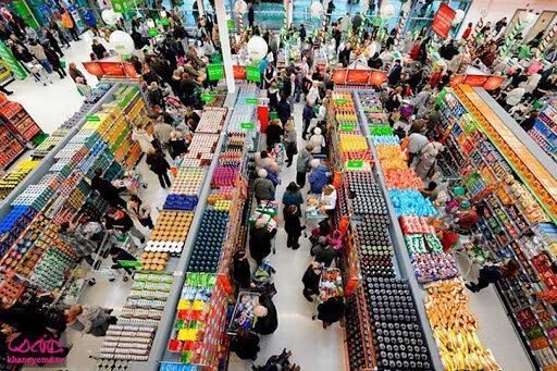 ساعت کار فروشگاه های زنجیره ای قزوین به حالت عادی بازگشت