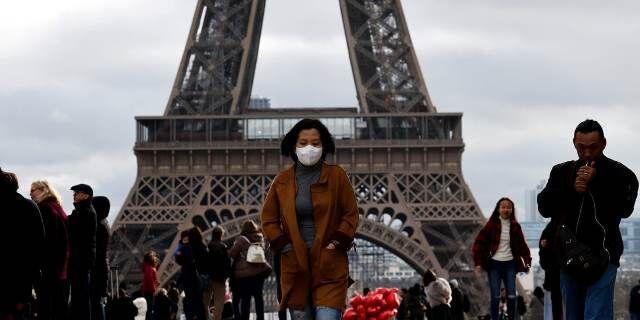 خبرنگاران دوشنبه، بدترین روز فرانسه در شمار جان باختگان کرونا