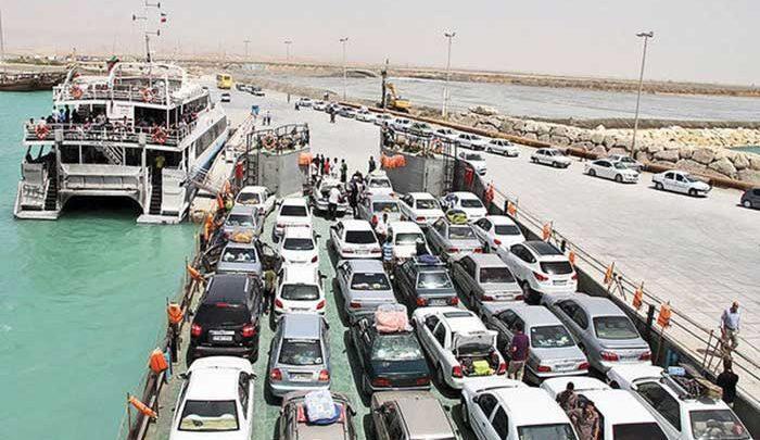 تردد در جاده های کشور به طور بی سابقه ای افزایش یافت
