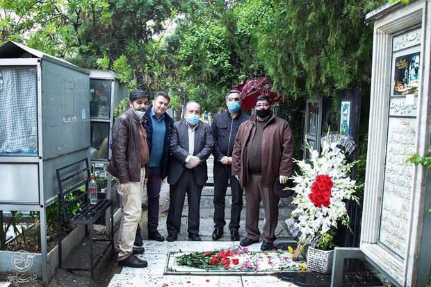 تجدید میثاق مدیران بنیاد فرهنگی روایت فتح با شهید آوینی