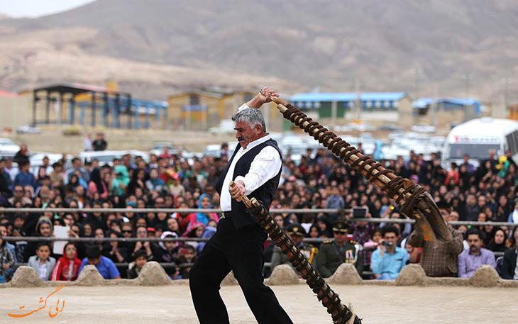 آیین بیل گردانی، سنتی 2000 ساله برای قدردانی از الهه آب