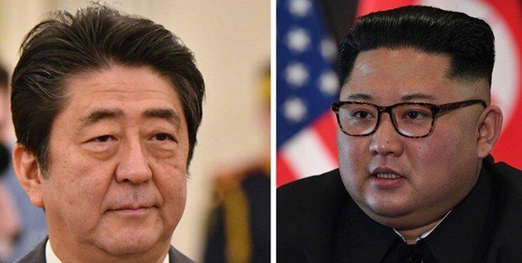 نخست وزیر ژاپن از شرایط رهبر کره شمالی خبر دارد