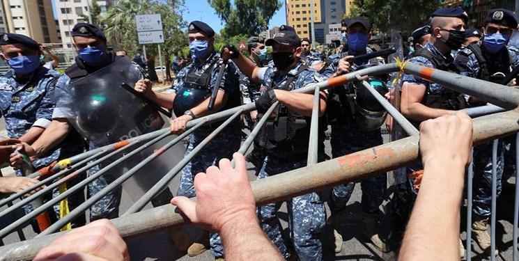 بازگشت آرامش به بیروت پس از اعتراضات مقابل منزل وزیر دفاع