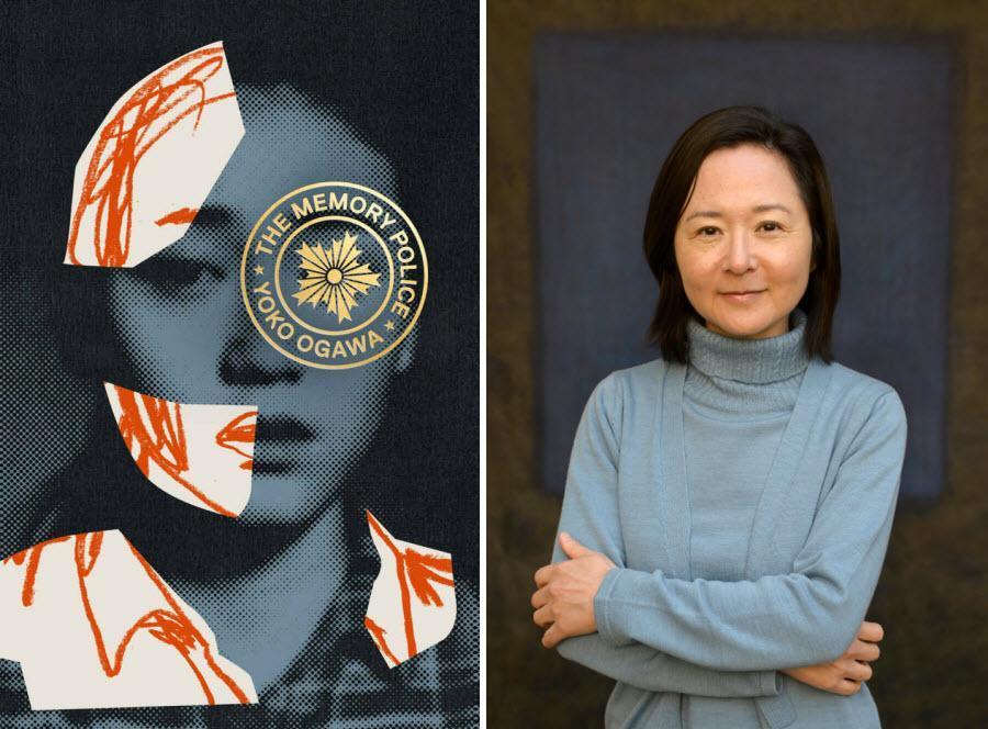 معرفی کتاب: پلیس حافظه، نوشته یوکو اوگاوا