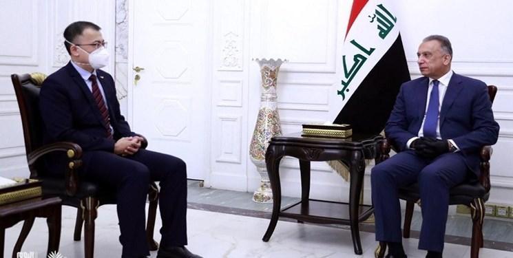 نخست وزیر عراق برای سفر به چین دعوت شد، روابط بغداد-پکن توسعه می یابد
