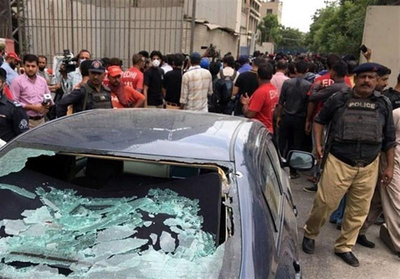 یادداشت، تغییر جنس حملات تروریستی در پاکستان از مذهبی به سیاسی