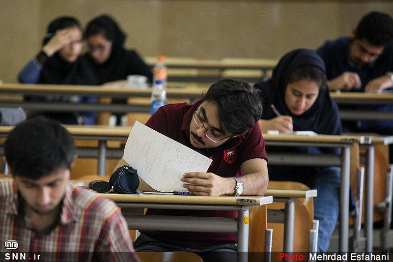 آزمون حضوری دانشجویان دانشگاه آزاد گیلان با رعایت پروتکل های بهداشتی برگزار می گردد