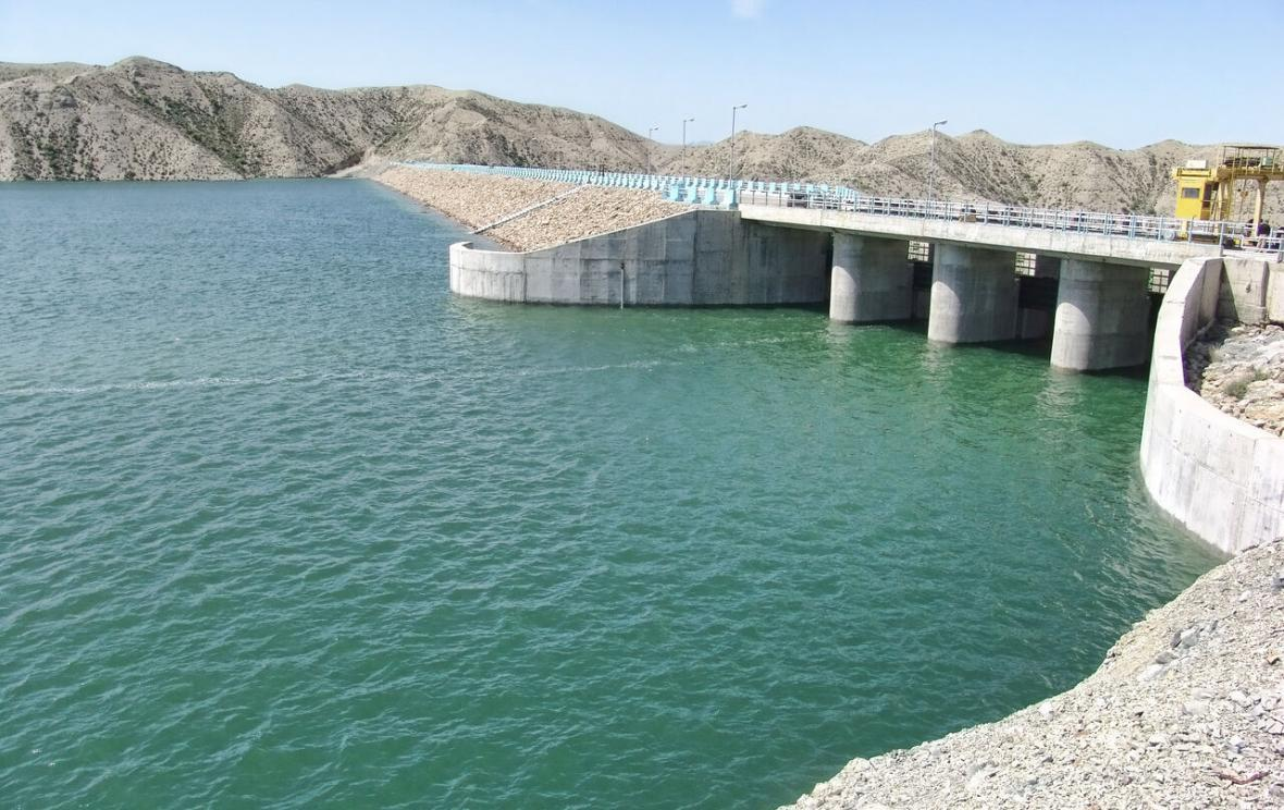 خبرنگاران کاهش 33 درصدی ورودی آب به سدهای خراسان شمالی