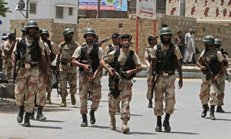 عملیات القاعده در کراچی پاکستان خنثی شد