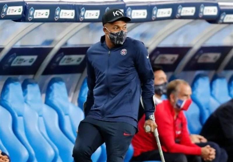 امباپه به کرونا مبتلا شد و اردوی تیم ملی فرانسه را ترک کرد