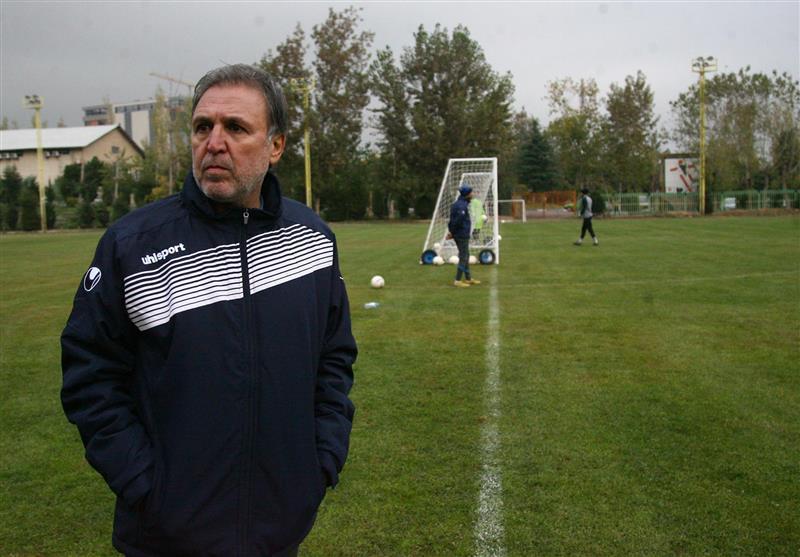 زرینچه: در جلسه با وزیر ورزش صحبتی درباره گزینه های سرمربیگری استقلال نشد