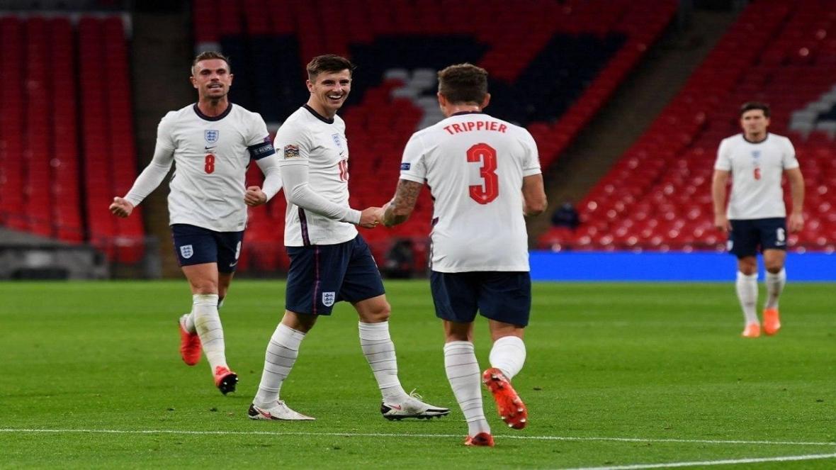 انگلیس 2 - بلژیک یک، سه شیر ها انتقام جام جهانی را گرفتند