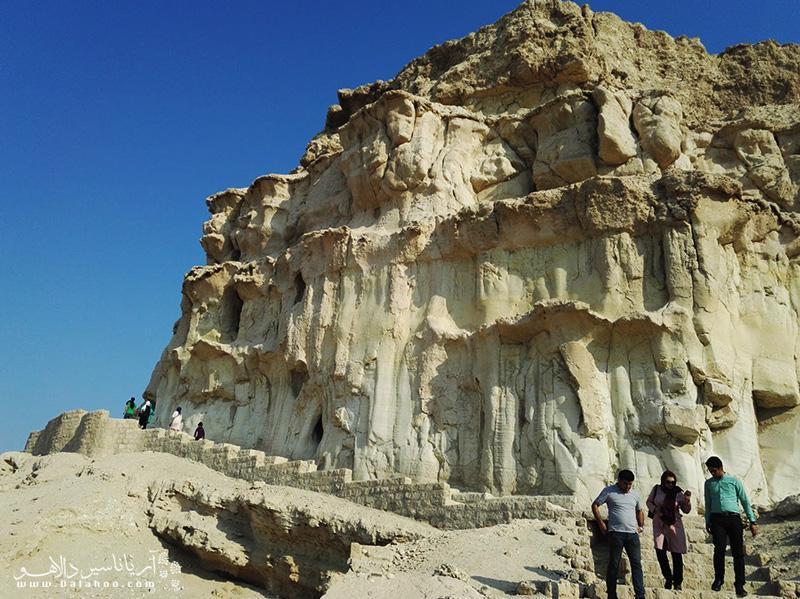 غار خربس قشم (xorbas)، یادگار دوران ماد